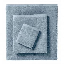 Синие полотенца