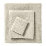 Кремовые полотенца